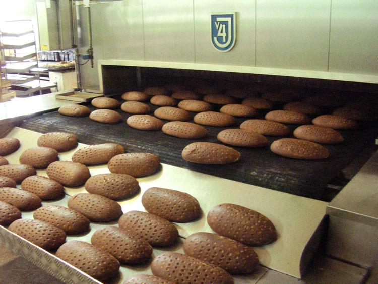 хлеба подового и формового