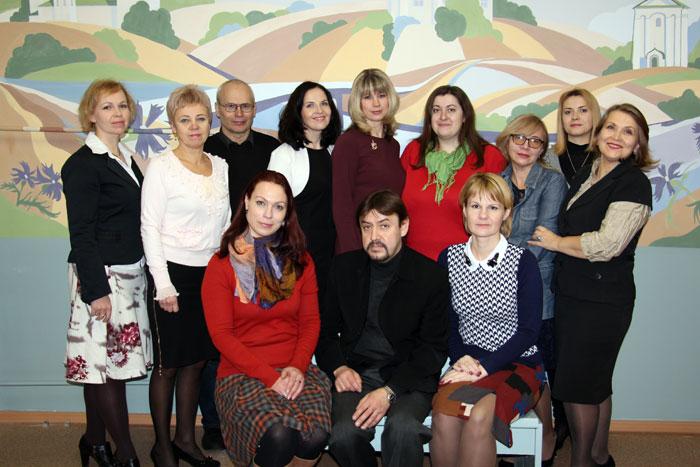 Детская художественная школа имени И.Ф. Хруцкого г. Новополоцка