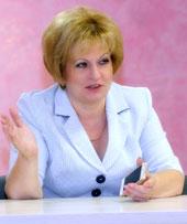 Надежда КНЫРКО, директор ОАО «Базис-Новополоцк»: